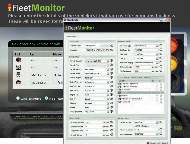 What is FleetMonitor?